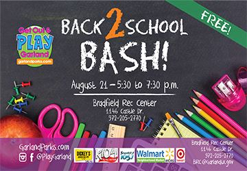 Back 2 School Bash 360x250